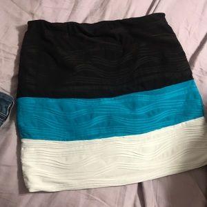 Pincil skirt